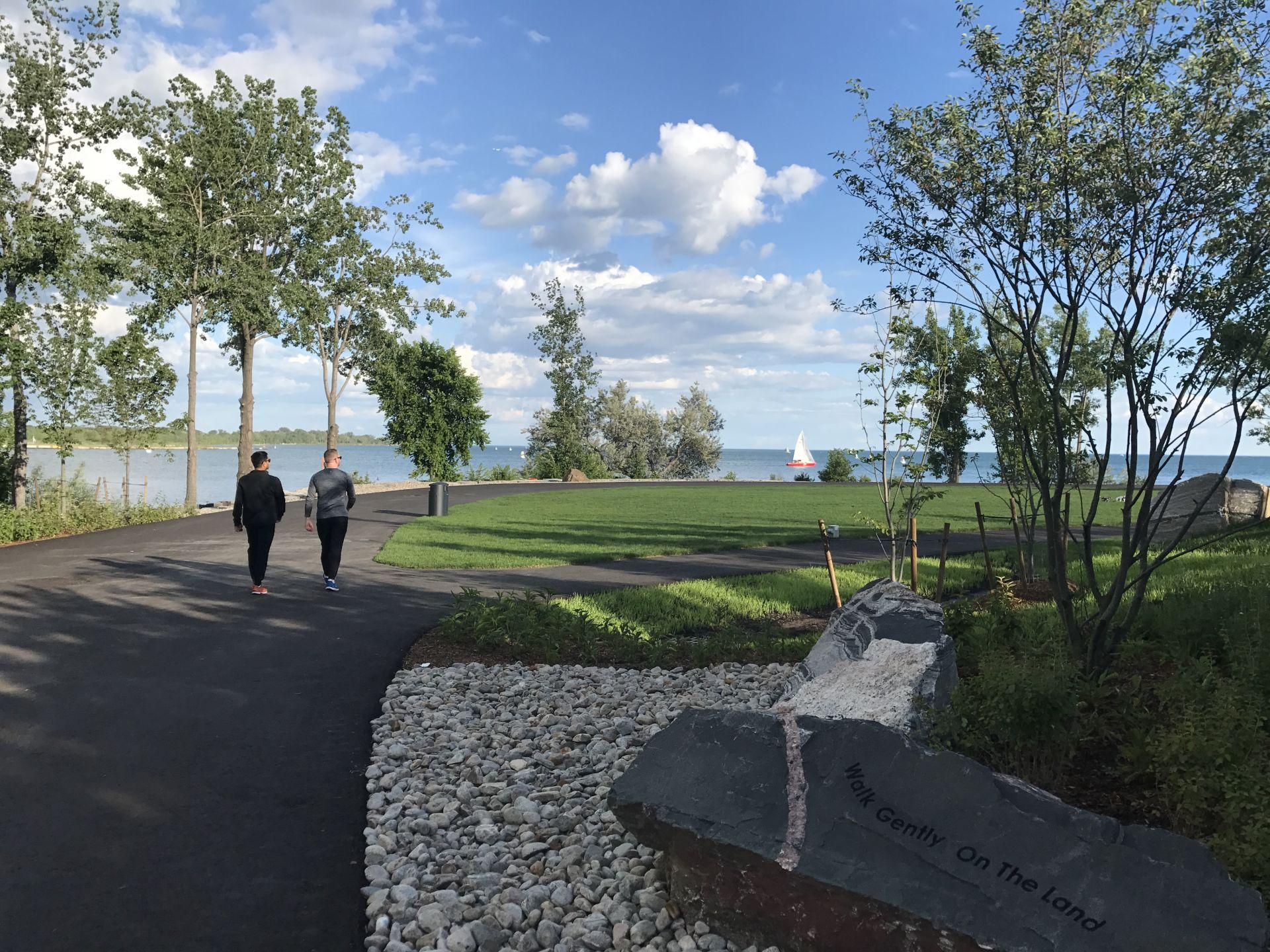 ontario place park v torontu