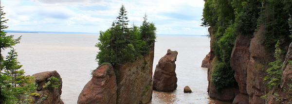 Bay of Fundy Kanada