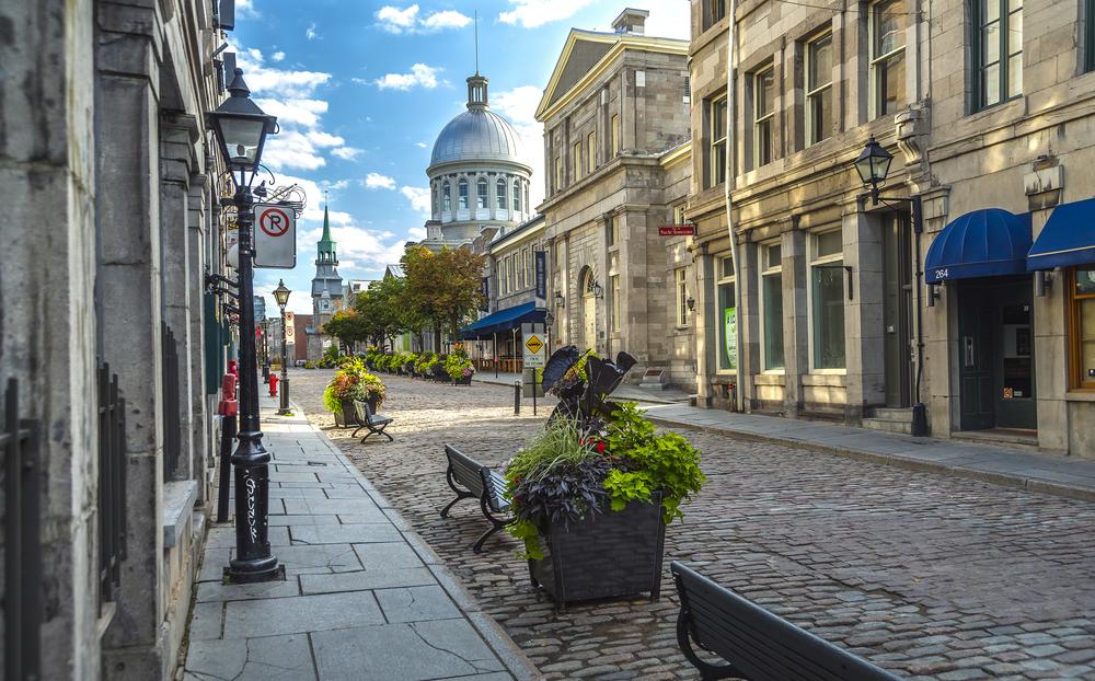 Ulice v Montrealu