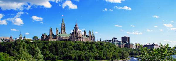 Parlament v Ottawe